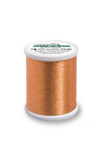 Madeira Metallic FS No. 40 Rose Gold 4021 Embroidery Metal Silver Rose Gold