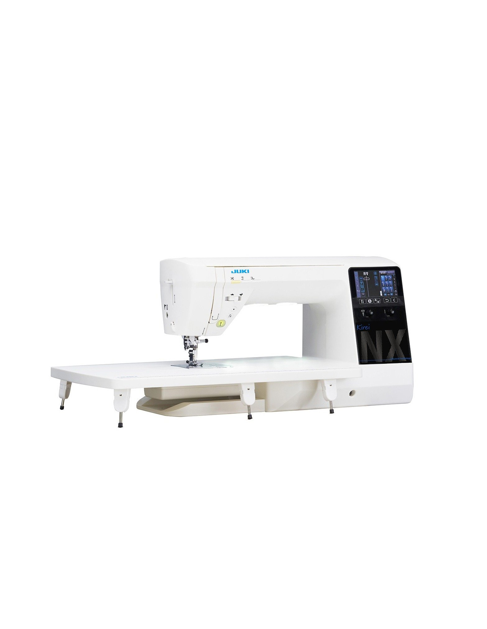 Juki NX7 HZL Kirei NX7 Long Arm Quilting Quilter Throat Smart Feed Dual Feed System Australia Perth Western Australia Table