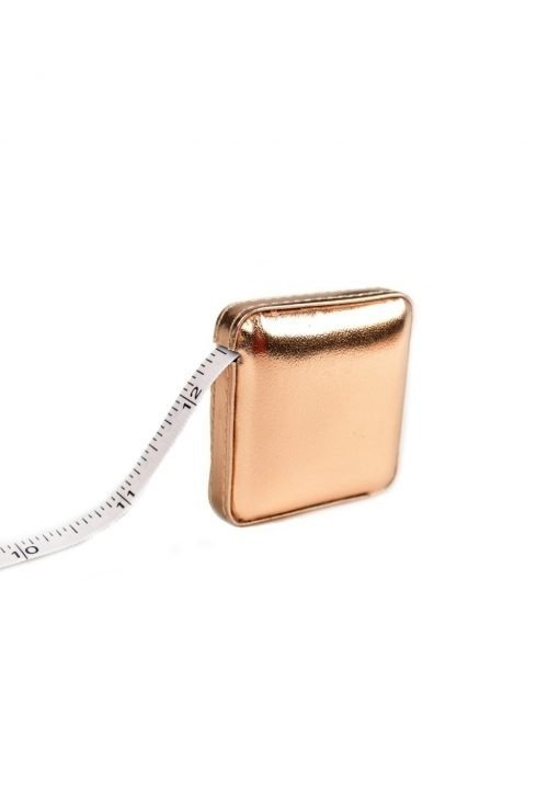 Rose Gold Retractable Tape Measure Accessory Quilting Dressmaking Alterations Spotlight Ebay Discount Gift HobbySew Echidna Australia