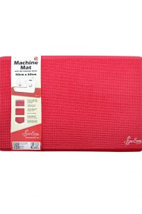 SewEasy ER905.RED ER905 Anti Slip Sewing Machine Mat Slip Reduction Teflon Stable Stabiliser Sturdy Support Vibrate Noise Silent Muffler Spotlight HobbySew Echidna Australian Supplier Retailer Wholesale Business Discount Dealer Western Australia