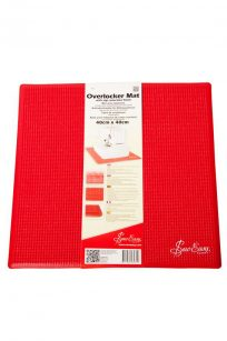 SewEasy ER906.RED ER906 Anti Slip Overlocker Mat Slip Reduction Teflon Stable Stabiliser Sturdy Support Vibrate Noise Silent Muffler Spotlight HobbySew Echidna Australian Supplier Retailer Wholesale Business Discount Dealer Western Australia