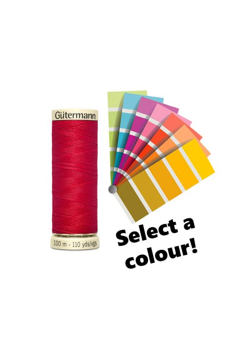 A&E Gutermann Polyester Thread Sew-All Sew All SewAll Thread Reels Cones Spools Meter Metre Metres Yards Quilting Sewing Dressmaking Seams Top Stitch Weight Australia Spotlight Lincraft Echidna Homecraft Old Mill Wholesale Discount Western Australia Store Buy Online Colour Color Swatches Variety