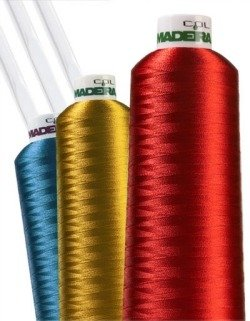 Madeira Classic 40 Embroidery Thread Viscose Rayon Australia Discount Wholesale Pantone Shade Shadecard