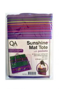 Sunshine Mat Tote Bag Cutting Mat Craft Essentials Tools Rulers Classes Workshops HobbySew Spotlight Echidna Discount Accessories Sewing Embroidery Quilting