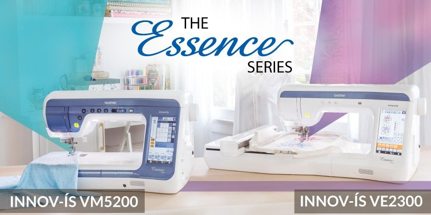 Admirable Brother Essence Vm5200 Sewing And Embroidery Machine Home Interior And Landscaping Ologienasavecom
