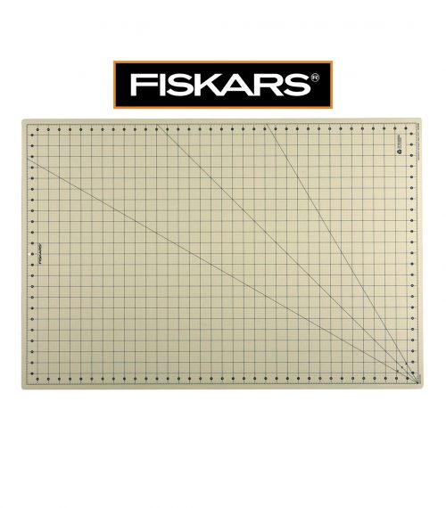 Fiskars Cutting Mat Fiskars Self Healing Eco Cutting Mat 18 x 24 inches centimetres centimeters millimetres angles rotate Rotary Cutter Length Dimensions Australia Retailer Discount Spotlight Bulk Wholesale