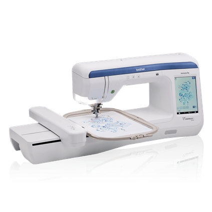 Brother Essence VE2300 Embroidery Dream Machine Luminaire Quattro Disney Camera My Design Centre New USA America Release Disney Australia News Information Features Specifications Images Pictures