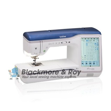 Brother Stellaire XJ1 Sewing and Embroidery Dream Machine Luminaire Quattro Disney Camera My Design Centre New USA America Release Australia News Information Features Specifications Images Pictures