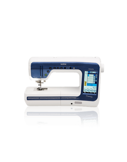 Brother Essence VM5200 Sewing and Embroidery Dream Machine Luminaire Quattro Disney Camera My Design Centre New USA America Release Australia News Information Features Specifications Images Pictures