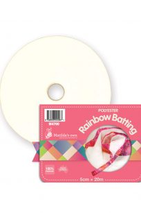 Matilda's Own Rainbow Batting Polyester Jelly Roll Strips Two Aunties Old Mill Echidna Sewing Spotlight Perth Western Australia Retailer Supplier Wholesale Bulk Buy Discount Postage Freight