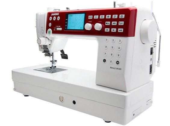 Janome MC6650 Memory Craft 6650 Flat Bed Sewing Quilting Semi Industrial Heavy Duty Workhorse Machine Australia Postage Perth Western Australia Freight Discount Sale Special
