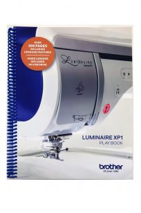 Brother Luminaire Play Book XP1 Australia Retailer Dealer Postage Sale Special Online