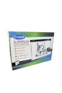 Triumph Super Slim LED Light Pad Tracing Stencils Quilting Sewing Australian Stock Retailer Dealer Discount