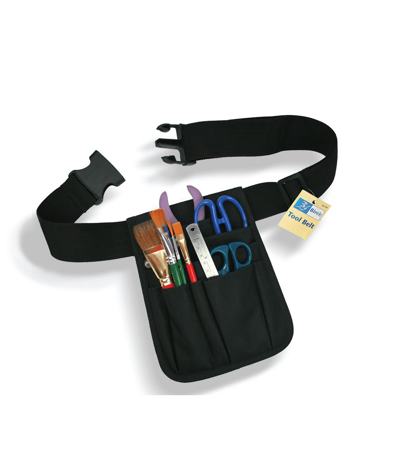 Sewing and Craft Tool Belt Pocket Pouches Utility Scissors Pens Notions Haberdashery Retailer Australia Postage Discount Dealer Birch