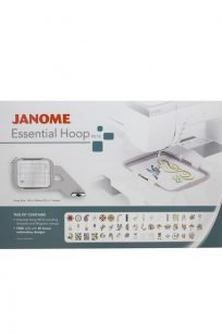 Janome Essential Hoop RE18 Accessories Rectangle Frame Australian Retailer Dealer Discount Online Buy