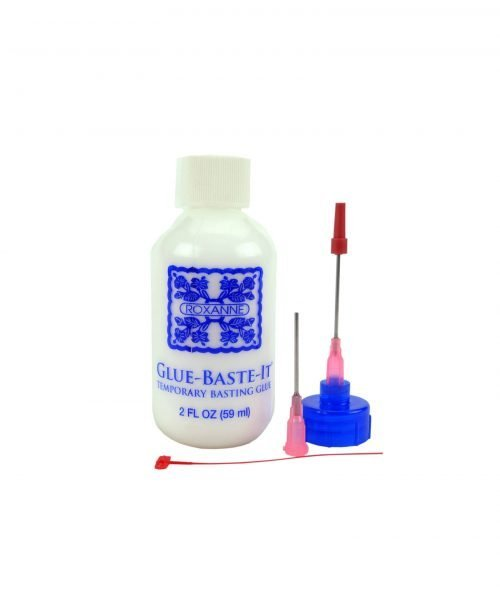 Roxanne's Glue Baste It Dip and Dab Wand Made in the USA Quilting Glue Adhesive Binding Piecing