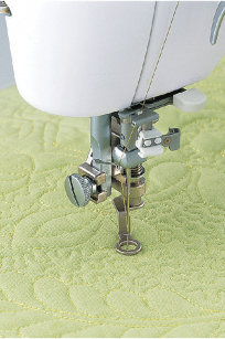 Juki 1/5'' Quilting Foot TL Series TL2200QVP Mini TL2010Q Free Motion Stippling