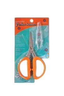 Karen Kay Buckley Perfect Scissors 5'' Inch Orange Australian Dealer Retailer Discount Postage Freight