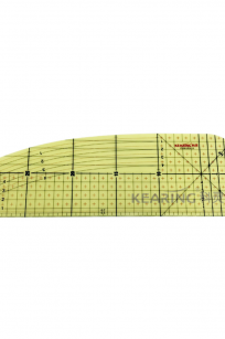 Hot Iron Ruler Pressing Ruler Template Hot Hemmer Hems Hemming Quilting Patchwork Tailor Dressmaking Tools Accessories Australian Dealer Retailer Discount